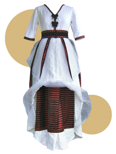 Robe de mariée - Création 2009